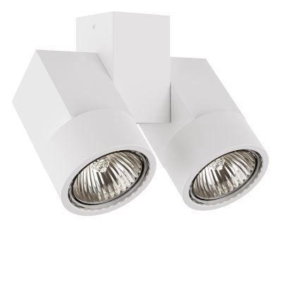 Накладной светильник Lightstar Illumo X2 белый 051036