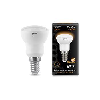 Лампа светодиодная Gauss LED R39 4W E14 2700K(106001104)