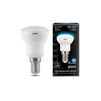 Лампа светодиодная Gauss LED R39 4W E14 4100K(106001204)