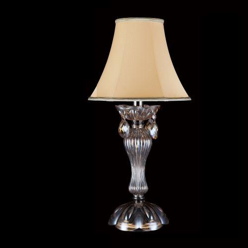Настольная лампа Crystal Lux Siena графит LG1