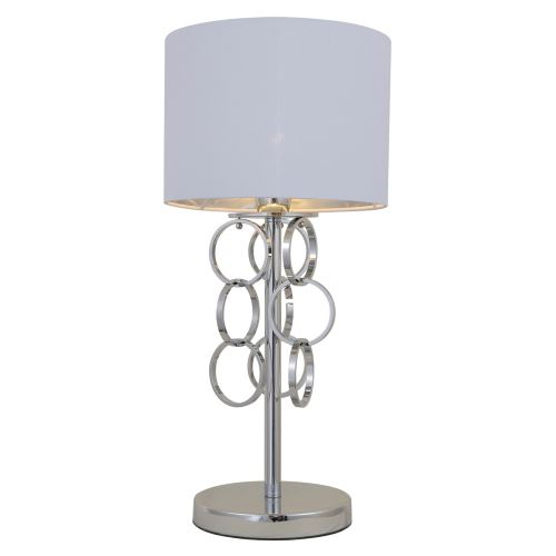 Настольная лампа Crystal Lux Olimpo хром TL1