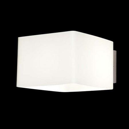 Бра Lightstar Pezzo хром/белый 801610