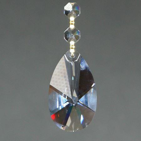 Бра Ambiente by Brizzi Aria блестящая бронза 8818/1 PB Tear drop