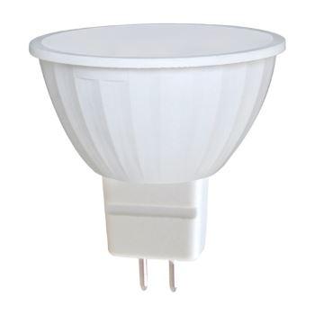 Лампа светодиодная Ecola MR16 LED 4.2W GU5.3 2800K M2TW42ELT