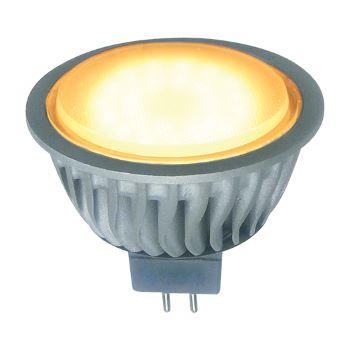Лампа светодиодная Ecola MR16 LED 7W GU5.3 золотистый M2NG70ELB