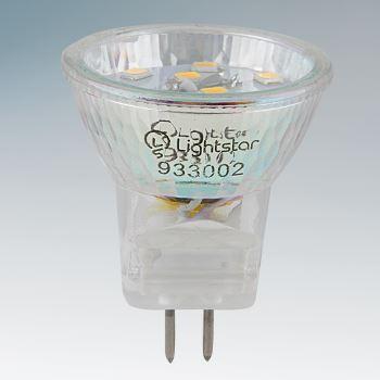 Лампа светодиодная Lightstar LED MR11 3W GU5.3 2800K 933002
