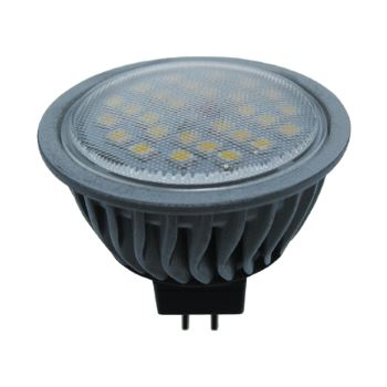 Лампа светодиодная Ecola MR16 LED 7W GU5.3 2800K M2PW70ELB
