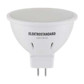 Лампа светодиодная Elektrostandard JCDR 3W GU5.3 6500K