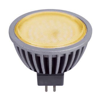 Лампа светодиодная Ecola MR16 LED 5.4W GU5.3 золотистый M2TG54ELC