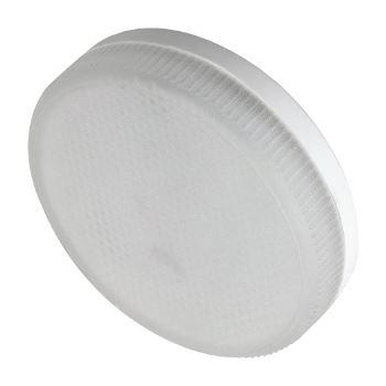Лампа светодиодная Ecola Light GX53 LED 8W Tablet 2800K T5MW80ELC