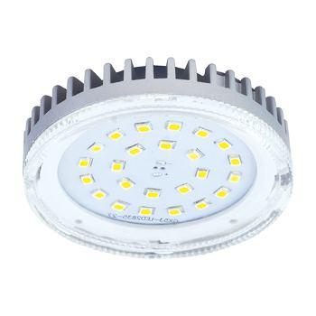 Лампа светодиодная Ecola GX53 LED 6W Tablet 4200K T5RV60ELC