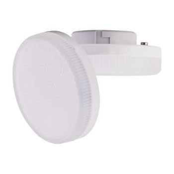 Лампа светодиодная Ecola Light GX53 LED 6W Tablet 4200K T5MV60ELC