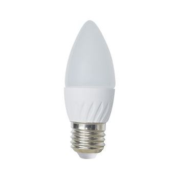 Лампа светодиодная Ecola Light Candle LED 5W E27 2700K C7TW50ELC
