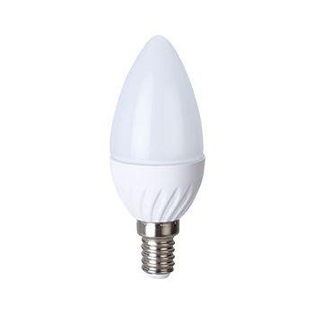 Лампа светодиодная Ecola Light Candle LED 5W E14 4000K C4TV50ELC