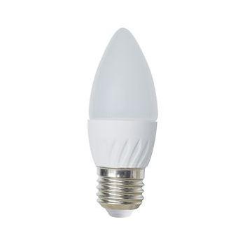 Лампа светодиодная Ecola Light Candle LED 5W E27 4000K C7TV50ELC