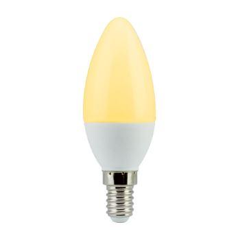 Лампа светодиодная Ecola Candle LED 6W E14 золотистый C4LG60ELC