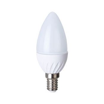 Лампа светодиодная Ecola Light Candle LED 5W E14 2700K C4TW50ELC
