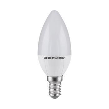 Лампа светодиодная Elektrostandard Свеча СD LED 6W E14 6500K