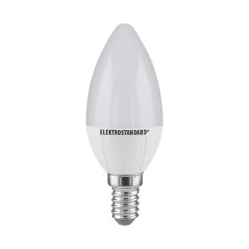 Лампа светодиодная Elektrostandard Свеча СD LED 6W E14 3300K