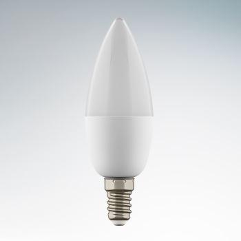 Лампа светодиодная Lightstar LED Candle C35 7W E14 2800K 940502