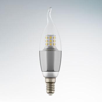 Лампа светодиодная Lightstar LED Candle CA35 7W E14 3000K 940642