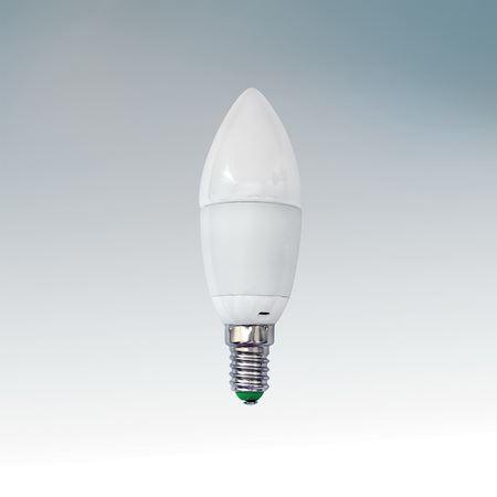 Лампа светодиодная Lightstar LED Candle C35 Dimmable 6W E14 4200K 931504