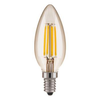 Лампа светодиодная Elektrostandard Filament Свеча CD F 5W E14 4200K