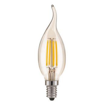 Лампа светодиодная Elektrostandard Filament Свеча CDW F 5W E14 3300K
