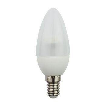 Лампа светодиодная Ecola Candle LED 4.2W E14 2700K C4EW42ELC