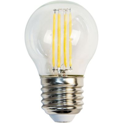 Лампа светодиодная Feron LB-61 LED Globe G45 5W E27 4000K(25582)
