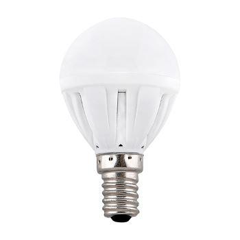 Лампа светодиодная Ecola Light Globe LED 5W G45 E14 2700K TF4W50ELC