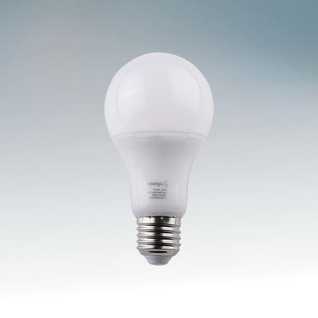Лампа светодиодная Lightstar LED A65 12W E27 3000K 930122