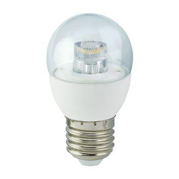 Лампа светодиодная Ecola Globe LED Premium 7W G45 Crystal E27 2700K K7FW70ELC