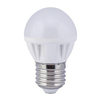 Лампа светодиодная Ecola Light Globe LED 5W G45 E27 4000K TF7V50ELC
