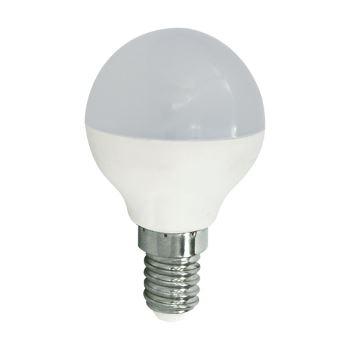 Лампа светодиодная Ecola Globe LED 5.4W G45 E14 2700K K4GW54ELC