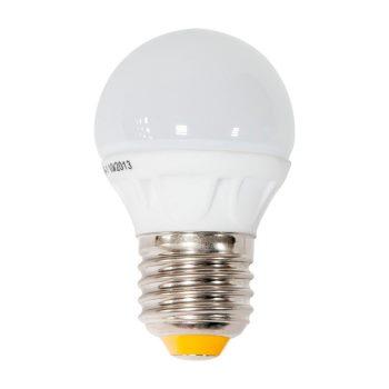 Лампа светодиодная Feron LB-38 LED Globe G45 5W E27 4000K(25405)