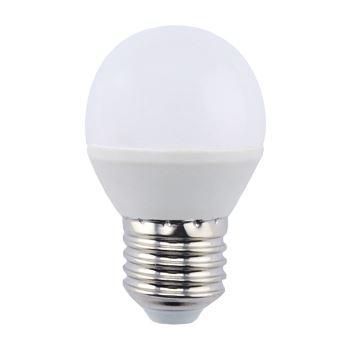 Лампа светодиодная Ecola Globe LED 8W G45 E27 4000K K7GV80ELC