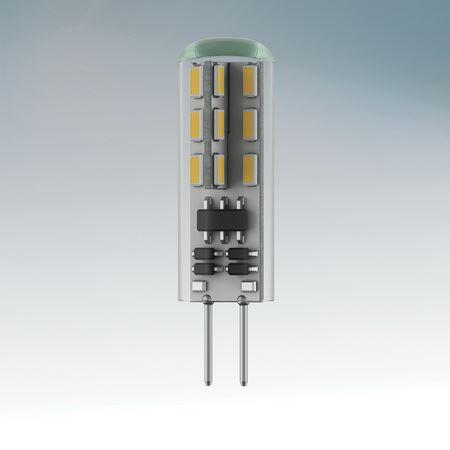 Лампа светодиодная Lightstar LED JC G4 1.5W 12V 4200K 932504