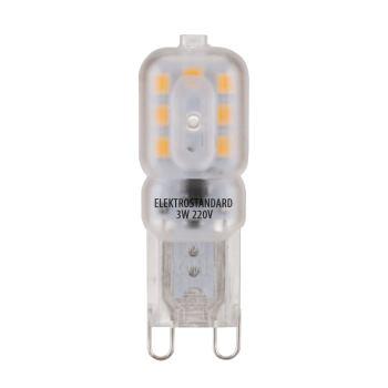 Лампа светодиодная Elektrostandard G9 LED 3W 4200K