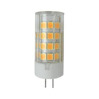 Лампа светодиодная Ecola G4 LED 4W Corn Micro 4200K G4RV40ELC