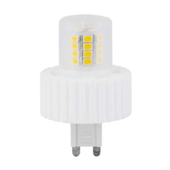 Лампа светодиодная Ecola G9 LED 7.5W Corn Mini 220V 2800K 300° G9CW75ELC
