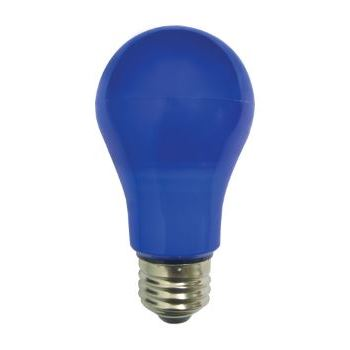 Лампа светодиодная Ecola Classic LED Color 8W A55 E27 Blue K7CB80ELY