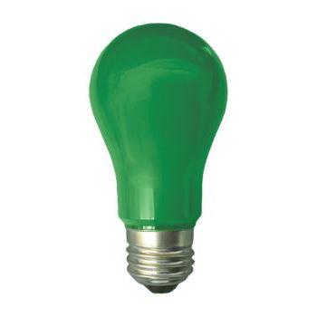 Лампа светодиодная Ecola Classic LED Color 8W A55 E27 Green K7CG80ELY