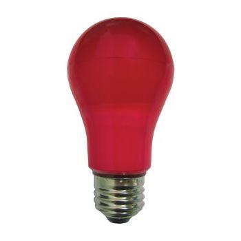 Лампа светодиодная Ecola Classic LED Color 8W A55 E27 Red K7CR80ELY