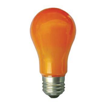 Лампа светодиодная Ecola Classic LED Color 8W A55 E27 Orange K7CY80ELY
