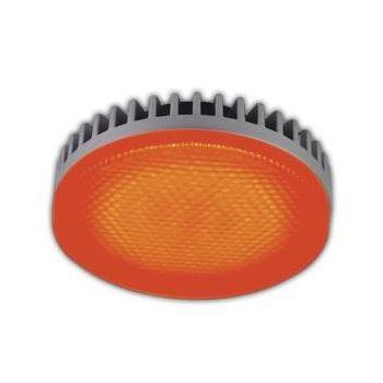 Лампа светодиодная Ecola GX53 LED Color Tablet 6.1W Red T5TR61ELC