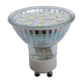 Лампа светодиодная Ecola Light Reflector GU10 LED 3W 4200K T1TV30ELC