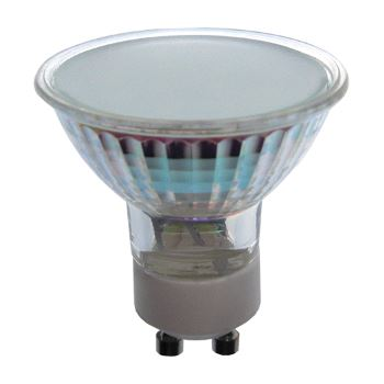 Лампа светодиодная Ecola Light Reflector GU10 LED 3W 2800K T1MW30ELC
