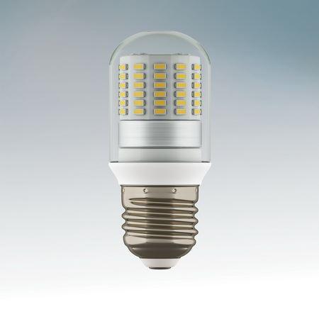 Лампа светодиодная Lightstar LED T35 Crystal Clear 9W E27 4200K 930904