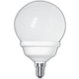 Лампа энергосберегающая Ecola Globe 25W GD-33 E14 4100K(K4SV25ECB)